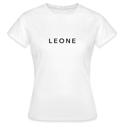 Leone Luxury × Chic - Maglietta da donna