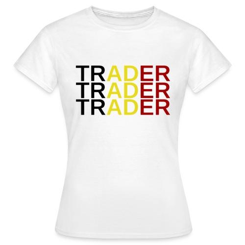 Trader Belgique - T-shirt Femme