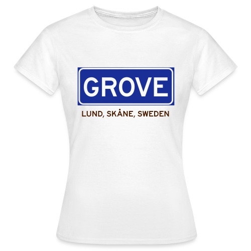 Lund, Badly Translated - T-shirt dam