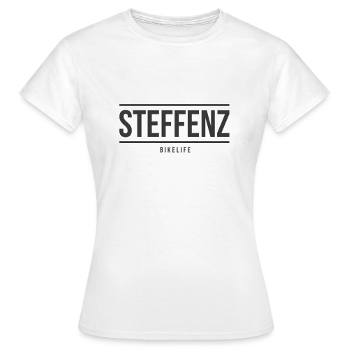 Black on Black - Frauen T-Shirt
