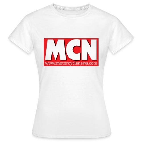 mcnlogo url - Women's T-Shirt