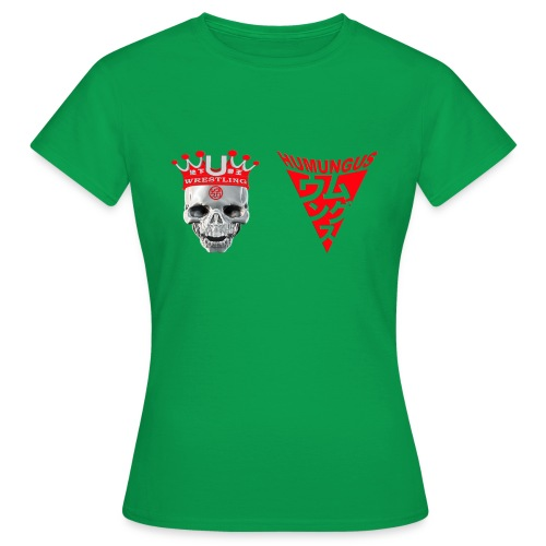 skull krone humungus3 png - Frauen T-Shirt