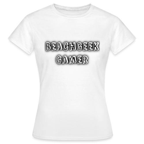 Classic BeachGeek - Women's T-Shirt