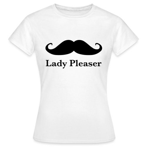 Lady Pleaser T-Shirt in Green - Women's T-Shirt