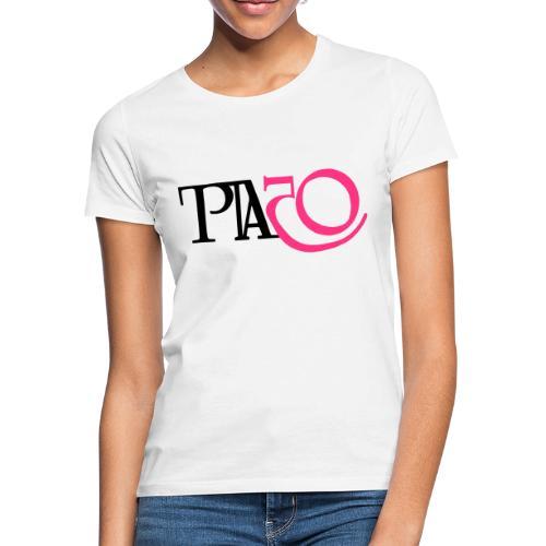 Jag är Pia - T-shirt dam