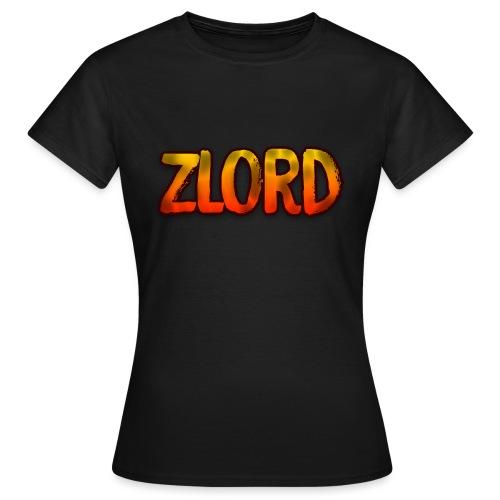 YouTuber: zLord - Maglietta da donna
