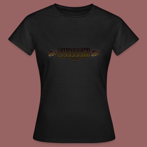 Suwoshi Streetwear - Vrouwen T-shirt