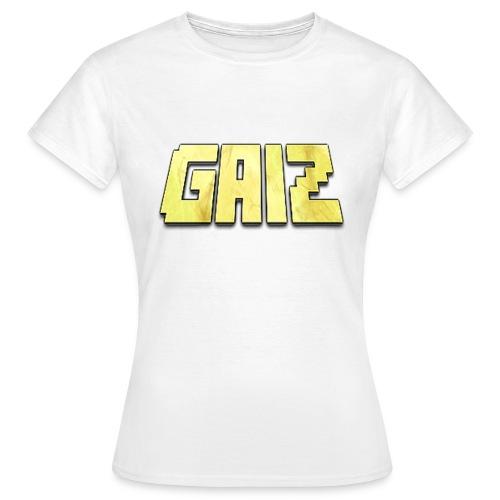 POw3r yellow-GAIZ - Maglietta da donna