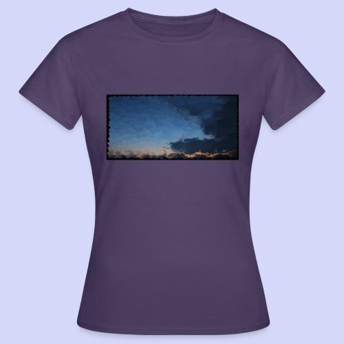 Sunset lovers - Morning tea cup - Dame-T-shirt