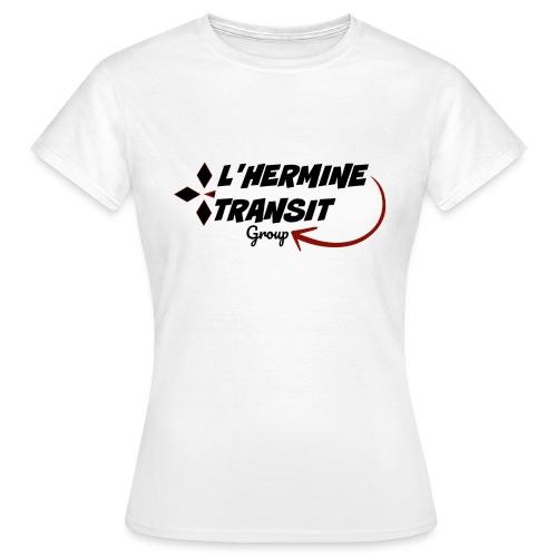 LOGO lht group - T-shirt Femme