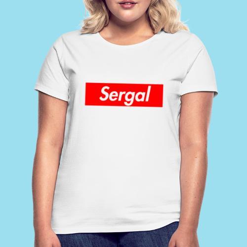 SERGAL Supmeme - Frauen T-Shirt