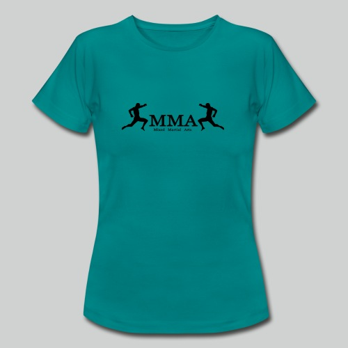 MMA Fighters - Frauen T-Shirt