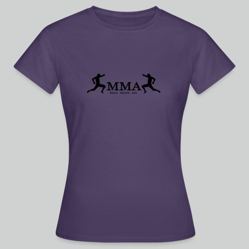 MMA Fighters - Frauen T-Shirt