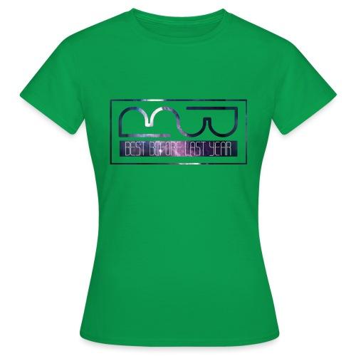 Cap logo Purple - Women's T-Shirt