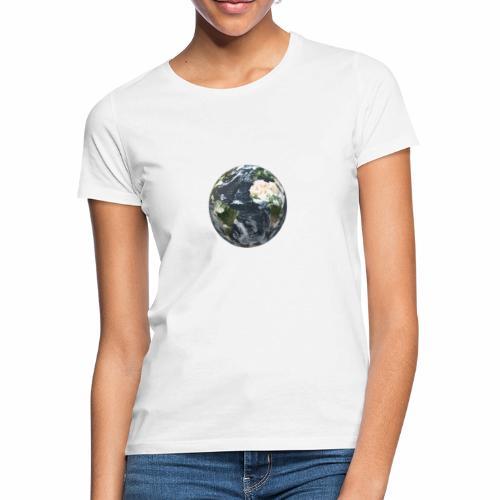 LOGO_ICONES - T-shirt Femme