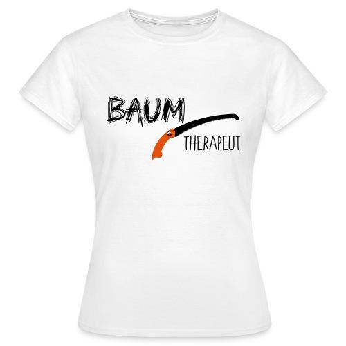 Baumtherapeut - Frauen T-Shirt