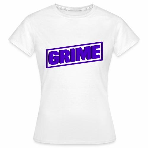 grime - Women's T-Shirt