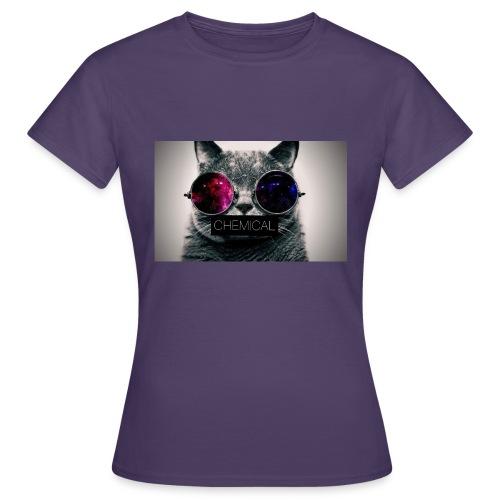 Cat - Maglietta da donna