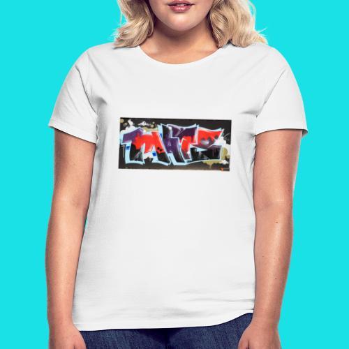 streetart # 11 - Vrouwen T-shirt