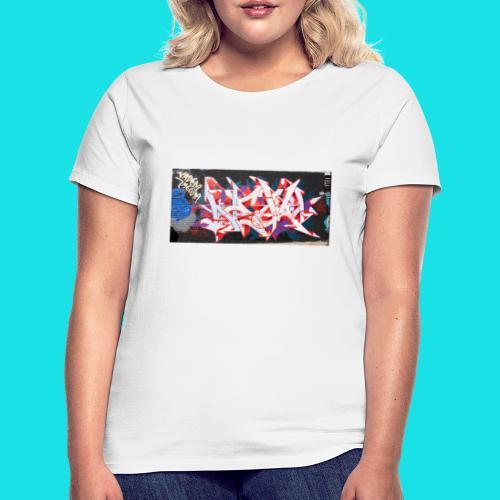 streetart #12 - Vrouwen T-shirt
