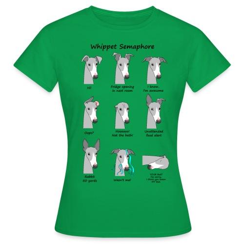 Semaphore png - Women's T-Shirt