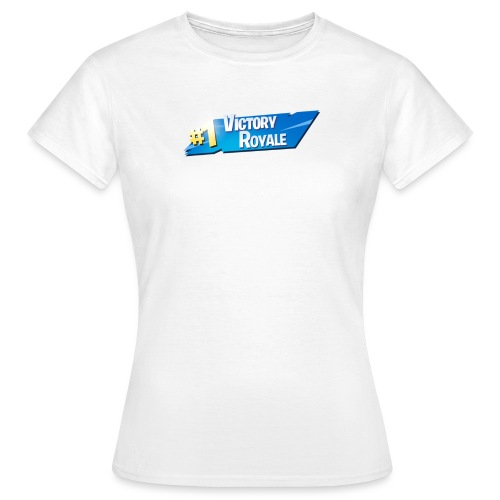 Victory Royale #1 - Dame-T-shirt
