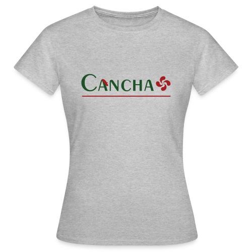 Cancha - T-shirt Femme