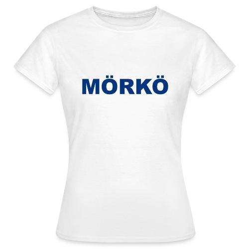 Sininen MÖRKÖ - Naisten t-paita