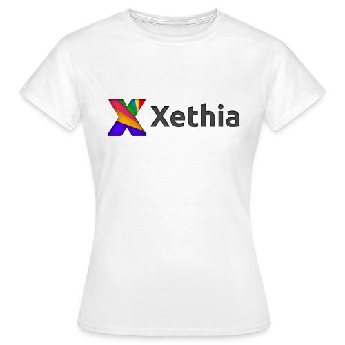 Xethia Logo - T-shirt dam