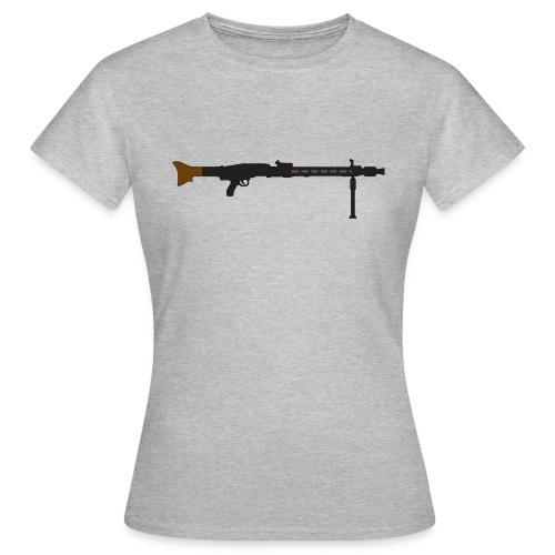Mg42 Mg3 german gun - Women's T-Shirt