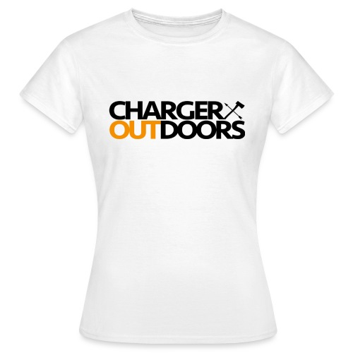 Charger Outdoors Logo - Women's T-Shirt