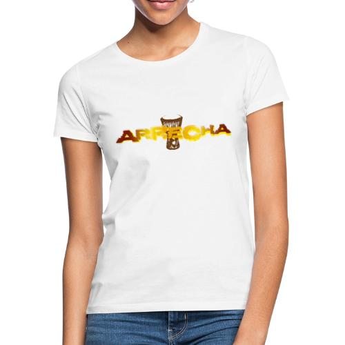 Arrecha Records - Women's T-Shirt