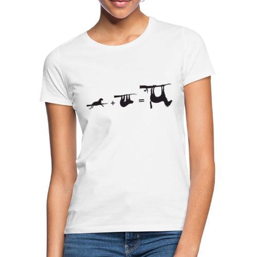 Lui paard Formule Luipaar - Vrouwen T-shirt