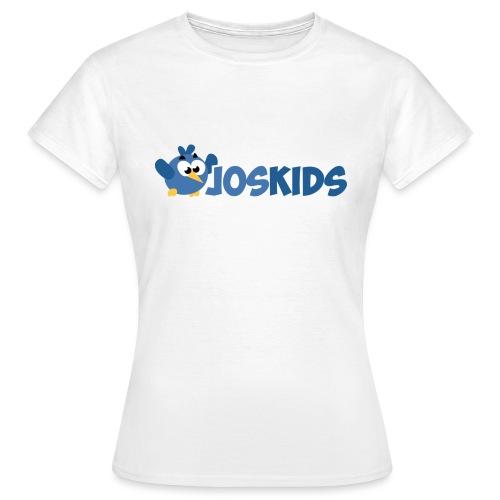 Logo JosKids 3 - Maglietta da donna