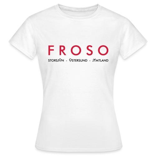froso 2 - T-shirt dam