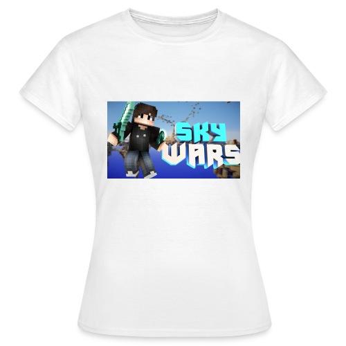Skywars Pet - T-shirt Femme