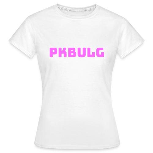 Pkbulg - Dame-T-shirt
