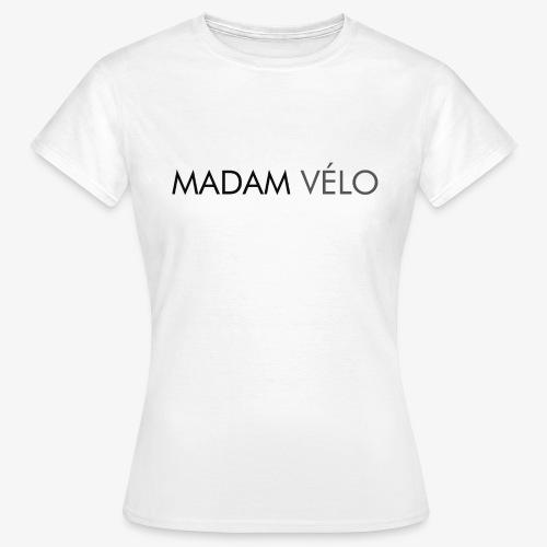 tekst - Vrouwen T-shirt