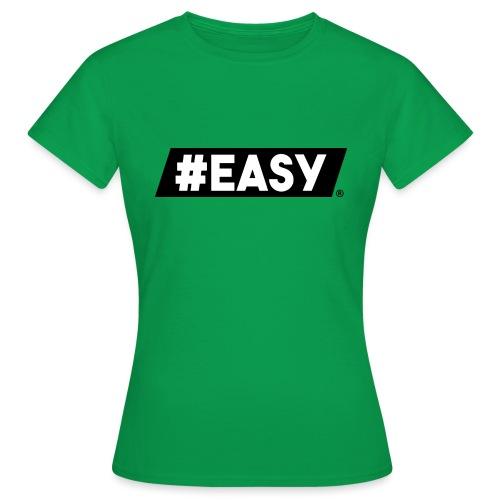 #EASY Classic Logo T-Shirt - Maglietta da donna