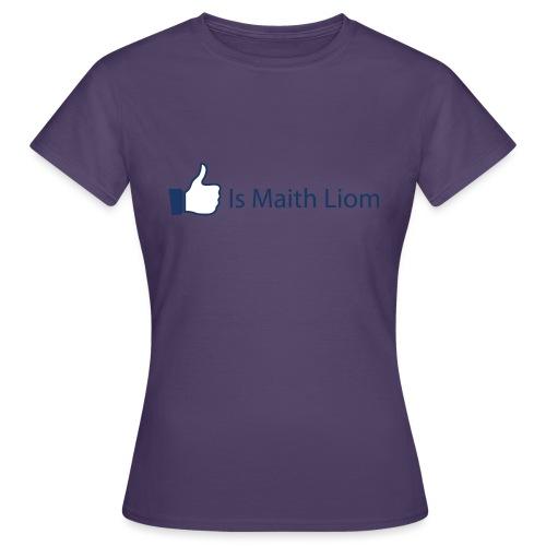 like nobg - Women's T-Shirt