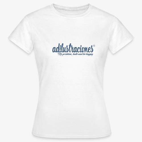 adilustraciones - Camiseta mujer