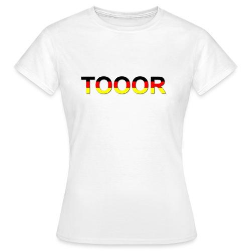 TOOOR-Schatten-transparen - Frauen T-Shirt