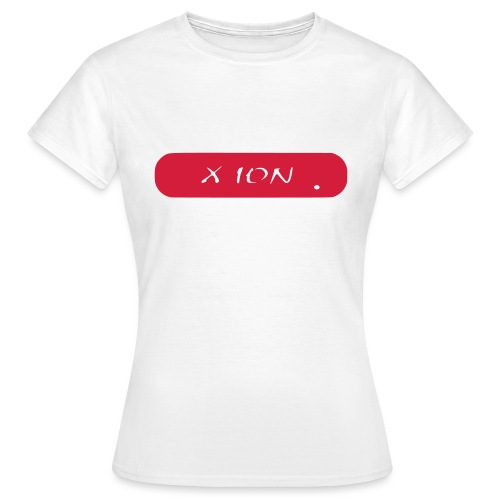 XION RED - Camiseta mujer