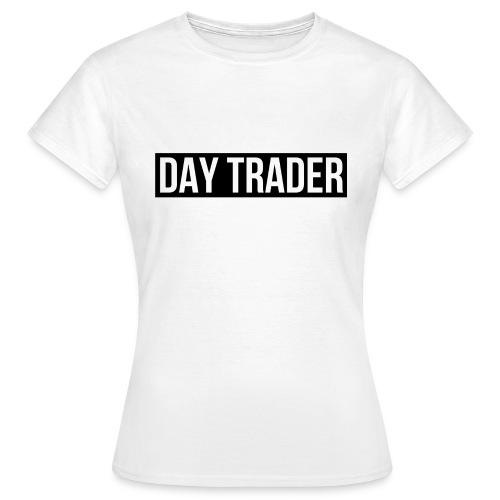 DAY TRADER - T-shirt Femme
