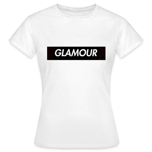 Glamour - Naisten t-paita
