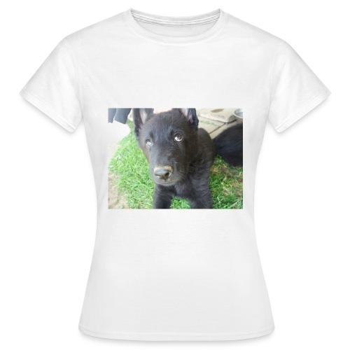 Hundewelpe - Frauen T-Shirt