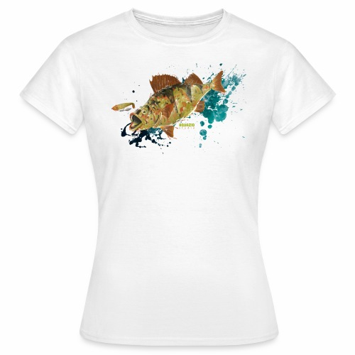 Camo Perch 1.1 - Women's T-Shirt