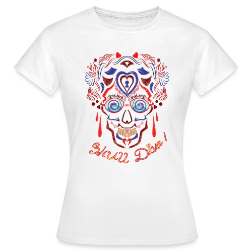 Skull Tattoo Art - Women's T-Shirt