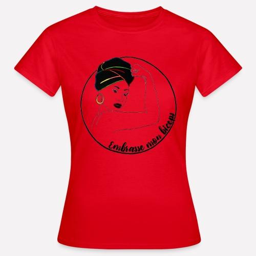Embrasse mon biceps - T-shirt Femme