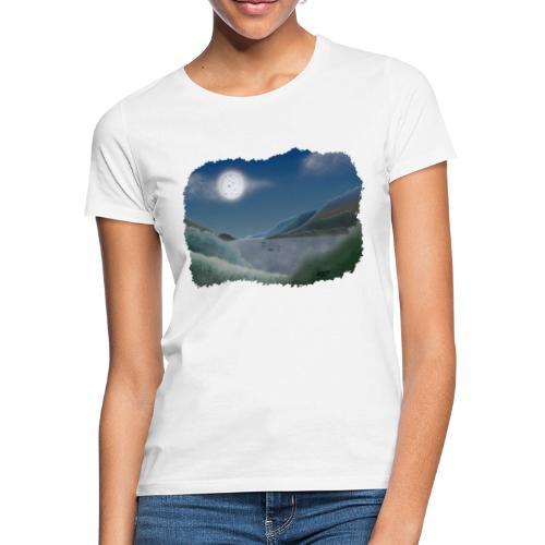 Loch Ness - Frauen T-Shirt
